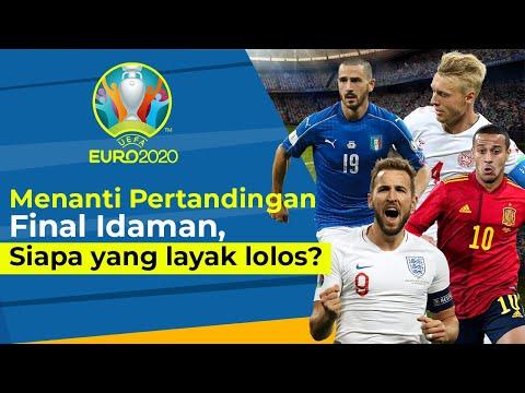 EUROforia Eps. 12 - Siapa Bakal Terhenti di Fase Semifinal?