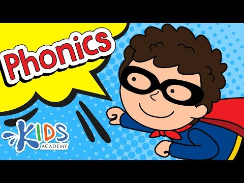 Syllables | Word Parts: Prefix, Base Word, Suffix | Phonics for 2nd & 3rd Grade | Kids Academy
