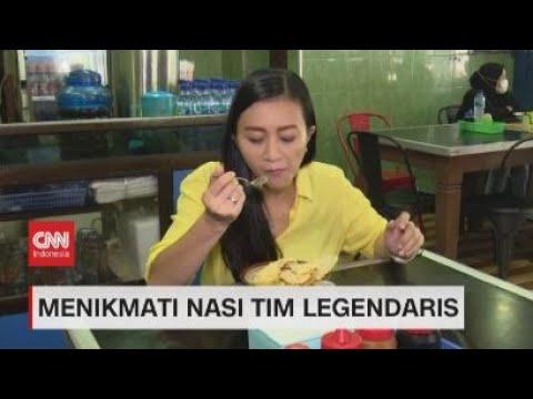 Menikmati Nasi Tim Legendaris & Bubur Khas Cirebon