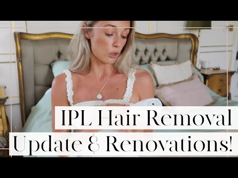 My IPL Hair Removal Update, Highstreet Haul & Renovation Updates! // Fashion Mumblr Vlog AD