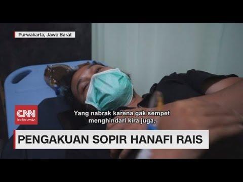 Kecelakaan di Tol Cipali, Berikut Pengakuan Sopir Hanafi Rais