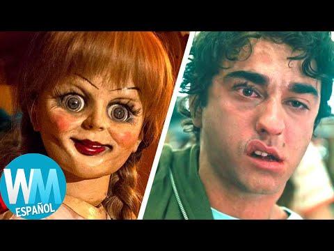 ¡Top 10 Posesiones Demoniacas Más Aterradoras en Películas!