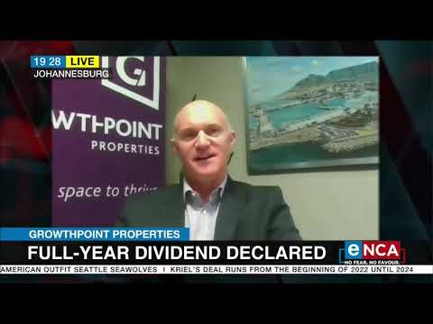 GrowthPoint Properties   Full year dividend declared