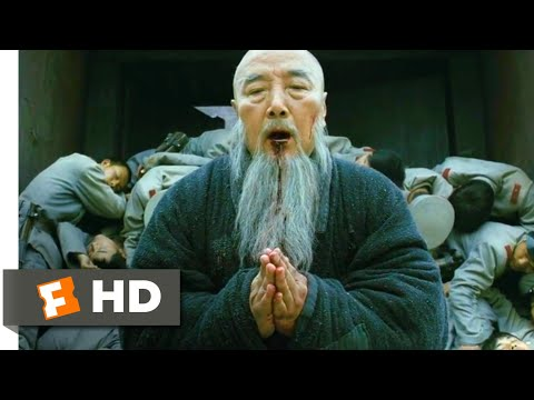 Shaolin (2011) - Siege of the Temple Scene (10/10) | Movieclips