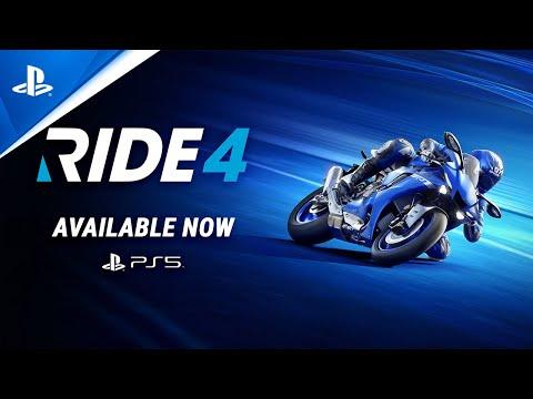 Ride 4 - Next-Gen Launch Trailer | PS5