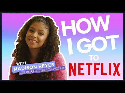 3 Day Audition! How I Got to Netflix – Madison Reyes | Julie and the Phantoms | Netflix