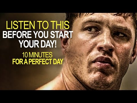10 Minutes to Start Your Day Perfect! - MORNING MOTIVATION | Motivational Video for Success