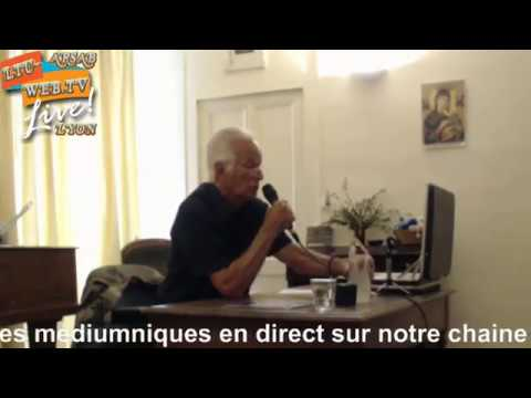 Conférence lythothérapie Bernard Constant 15h00