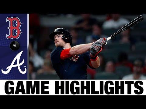 Red Sox vs. Braves Game Highlights (6/16/21) | MLB Highlights