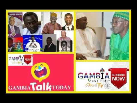 GAMBIA TODAY TALK 14TH JULY 2021
