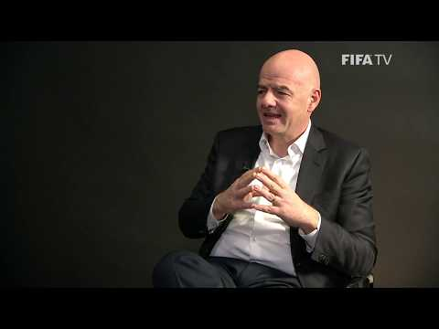 Four years to go to Qatar 2022: interview with the FIFA President