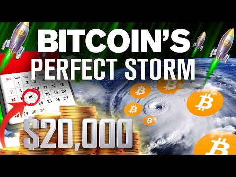 """BITCOINs """"Perfect Storm"""" Is Beginning!! $20k Arrives on This Day.."""