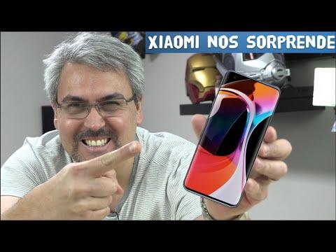 Xiaomi nos SORPRENDE con el MI 10 PRO su caballito de batalla