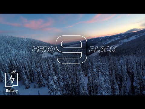 GoPro: HERO9 Black | Larger Battery