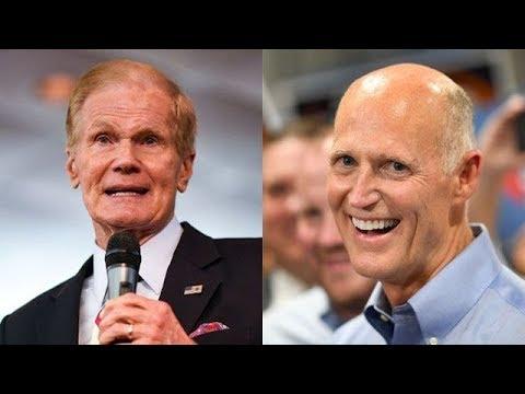 RICK SCOTT WINS FLORIDA COURT BATTLE. Judge orders Broward chief to disclose vote count
