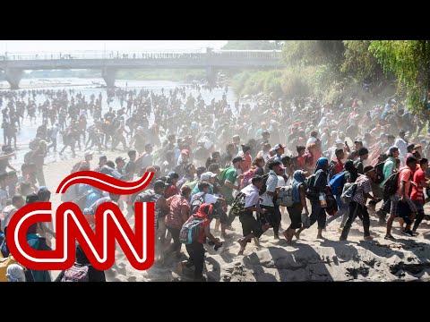 Caravanas visibilizan la migración, pero ha ocurrido así por décadas, dicen analistas en Aristegui