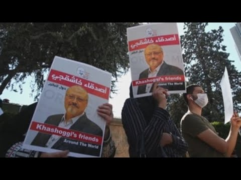 Amigos de Khashoggi piden justicia en el segundo aniversario de su muerte