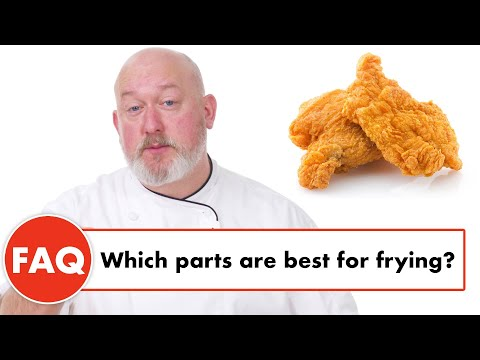 Your Fried Chicken Questions Answered By Experts | Epicurious FAQ