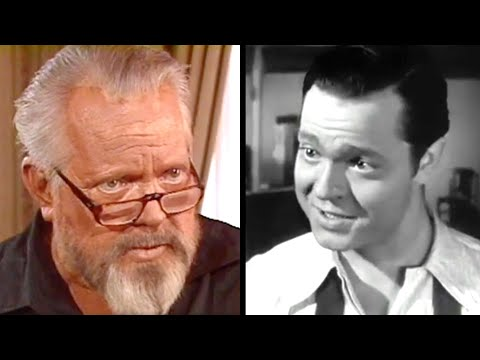 Orson Welles Talks Citizen Kane in RARE Interview One Week Before His Death (Flashback)