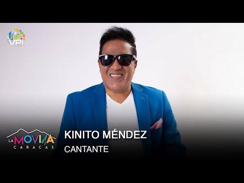 """La Movida Caracas - Kinito Méndez  """"El hombre merengue"""""""
