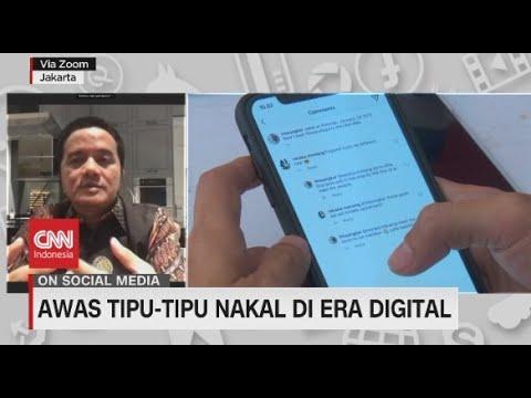 Awas Tipu-Tipu Nakal di Era Digital