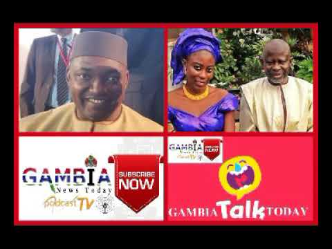 GAMBIA TODAY TALK 16TH APRIL