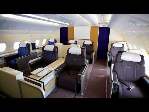 Lufthansa A380 First Class New Delhi to Frankfurt: Goodbye (for now)!