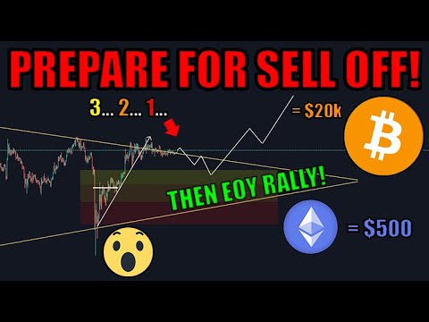 Prepare For Bitcoin's Drop To $7,000. Then Blast Off! 🚀 EOY Price Predictions + Cryptocurrency News
