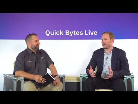 Quick Bytes Live with Chris Rommel from VDC Research Group