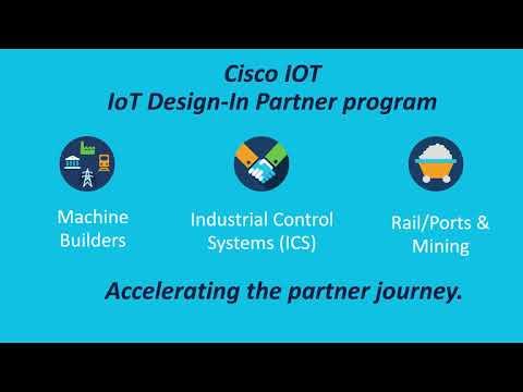 IoT Design-In Program - Cisco IoT DEMO