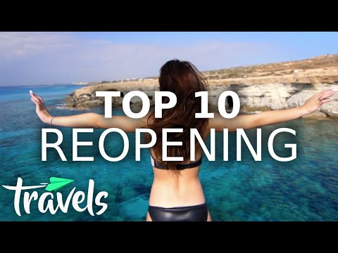 Top 10 Countries Opening for Travel This Summer | MojoTravels