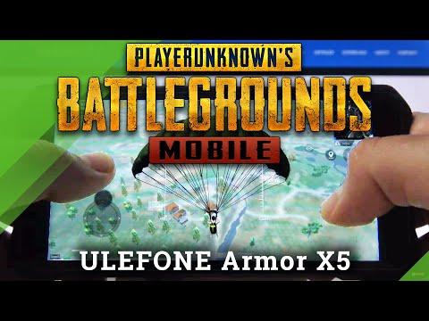PubG Game Test on Ulefone Armor x5 – Playerunknown's Battlegrounds Gameplay