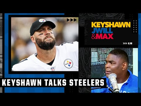'They're not moving on from Big Ben!' - Keyshawn's thoughts on the Steelers' QB situation | KJM