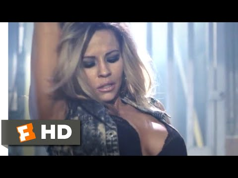 Zombie Hunter (2013) - Pole-Dancing Debbie Scene (4/10) | Movieclips