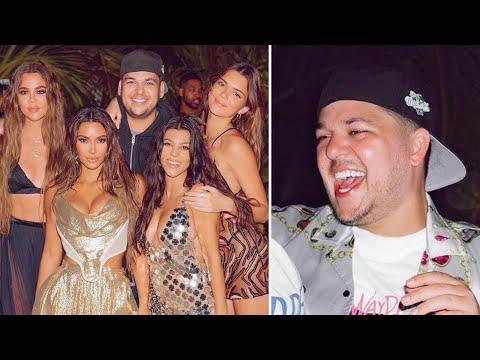 Rob Kardashian Prefers Life Out of Spotlight (Source)