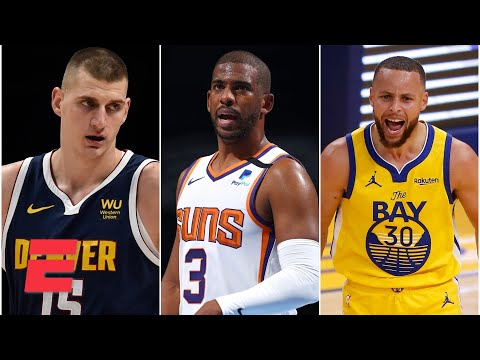 Nikola Jokic, Chris Paul or Steph Curry: Who's the clear-cut favorite for MVP? | KJZ
