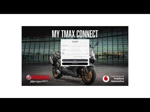 My TMAX Connect (ITA) – Attivazione MY2021