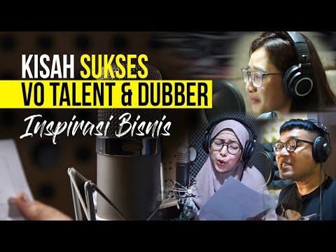 Kisah Sukses Para Dubber dan VO Talent, Melahap Iklan Hingga Kartun Disney!