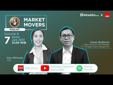 Episode 8 Outlook Market Sepekan Senin 7 Juni 2021   Katadata X KBR