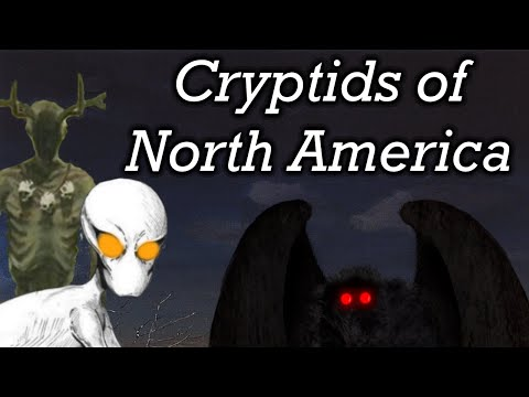 Mythical Creatures of North America - Documentary