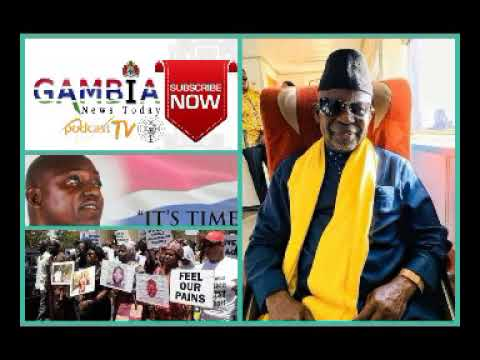 GAMBIA NEWS TODAY 3RD JULY 2021