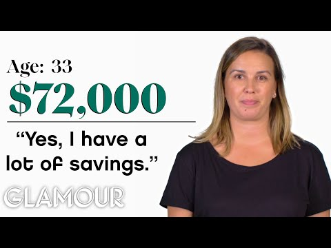 Women of Different Salaries: Do You Have a Safety Net? | Glamour