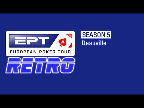 EPT Retro Season 5 Part 7    Old Poker, New Commentary