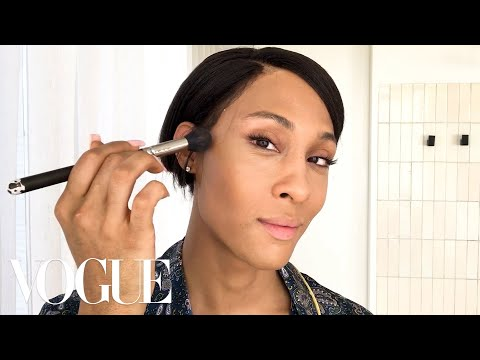 Pose Star Mj Rodriguez's Guide to Effortless Red Carpet Glam | Beauty Secrets | Vogue