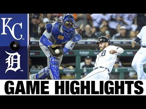 Royals vs. Tigers Game Highlights (9/25/21)   MLB Highlights