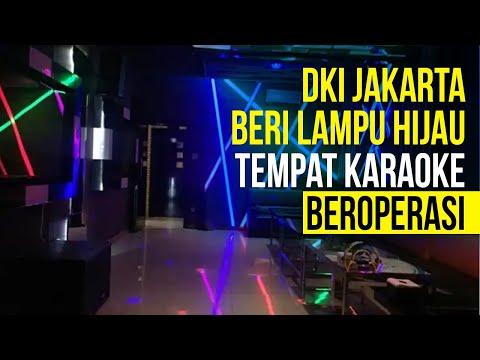DKI Jakarta Persilahkan Tempat Karaoke Beroperasi