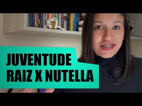 EXISTEM 2 TIPOS DE JOVENS ESPÍRITAS: RAIZ E NUTELLA qual deles vc é?