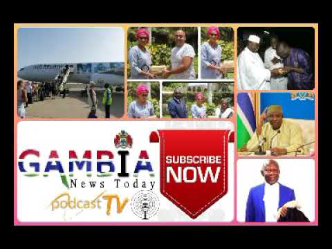GAMBIA NEWS TODAY 6TH SEPTEMBER 2021