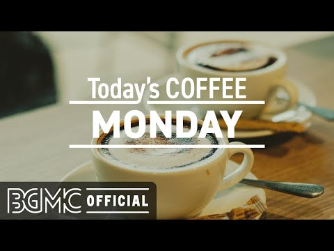 MONDAY MUSIC: Positive Jazz Cafe - December Background Music for Happy Mood, Warm Coffee Winter