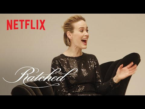 Ratched Cast Reads A 1940's Guide To Hiring Women | Netflix